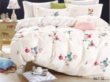 Комплект постельного белья Сатин SL  евро  Арт.31/367-SL