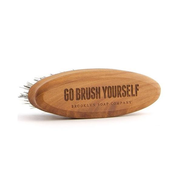 Щетка Brooklyn Soap Company для бороды