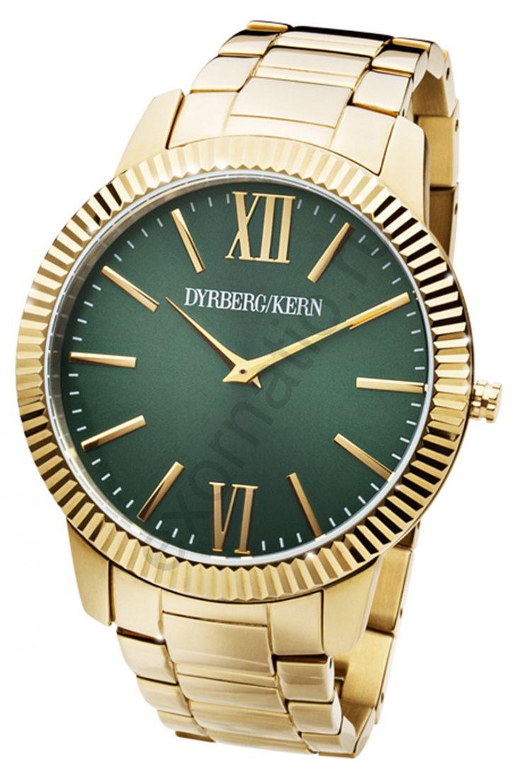 Часы Dyrberg Kern 340011. Коллекция Time