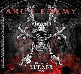 ARCH ENEMY «Rise Of The Tyrant» [DIGI]