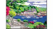 """Раскраска по номерам """"Красивый пейзаж"""", А3 (арт. Р-5507)"""
