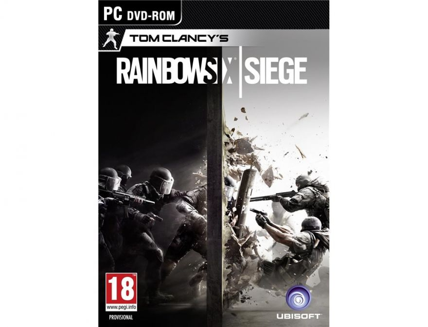 Tom Clancy's Rainbow Six: Осада (PC)