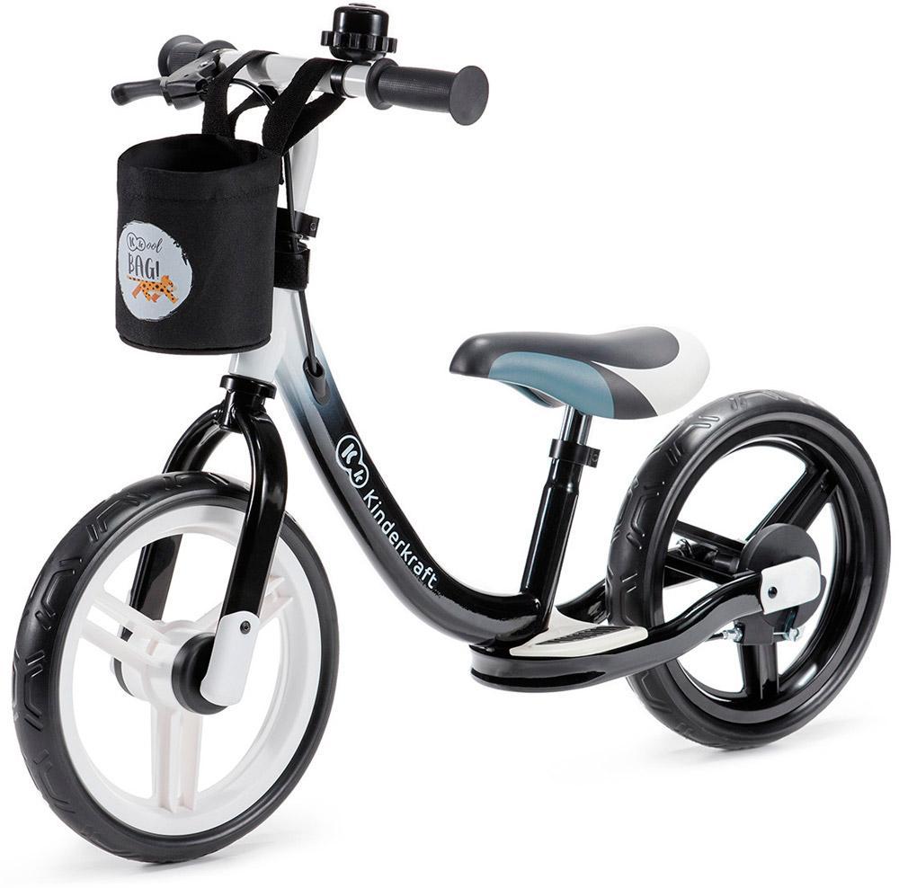 Велосипед беговой с тормозом и аксессуарами SPACE Kinderkraft
