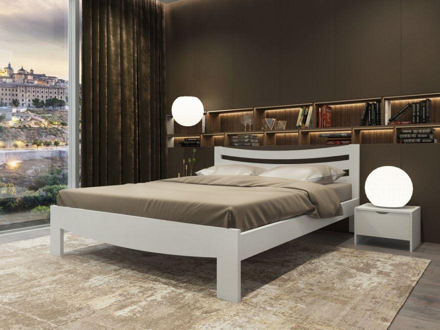Кровать Vesna Line 2 (сосна) | Орматек
