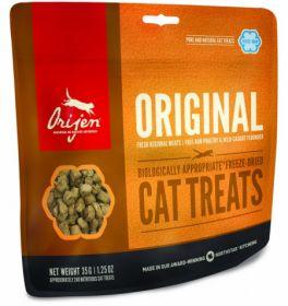 Лакомство для кошек Orijen Original Cat treats 35г