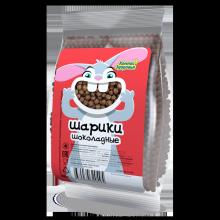 Готовый завтрак ШАРИКИ ШОКОЛАДНЫЕ (пакет) 100 г