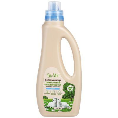 BioMio Bio-Stain Remover Экологичный универсальный пятновыводитель 750 мл