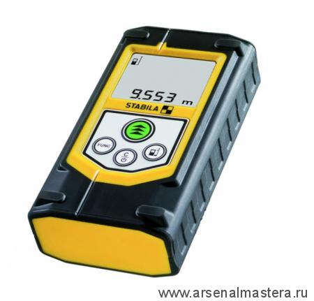 Лазерный дальномер  LD 320 0,05-60м, точность 1,5мм  STABILA  арт.18379