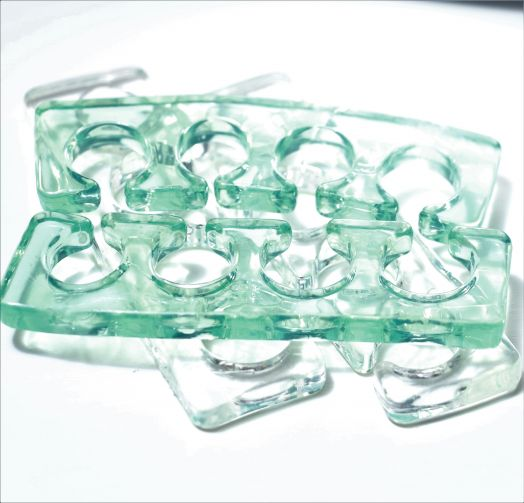 Распорки силиконовые для педикюра