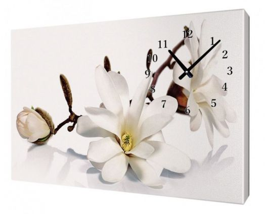 Часы на холсте MWC-03
