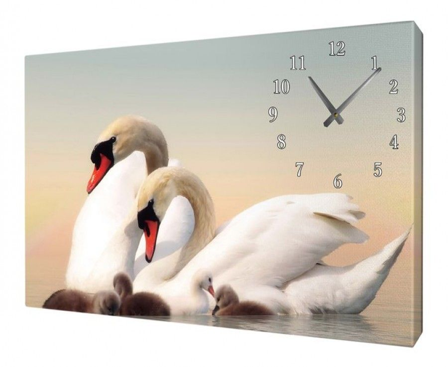 Часы на холсте MWC-05