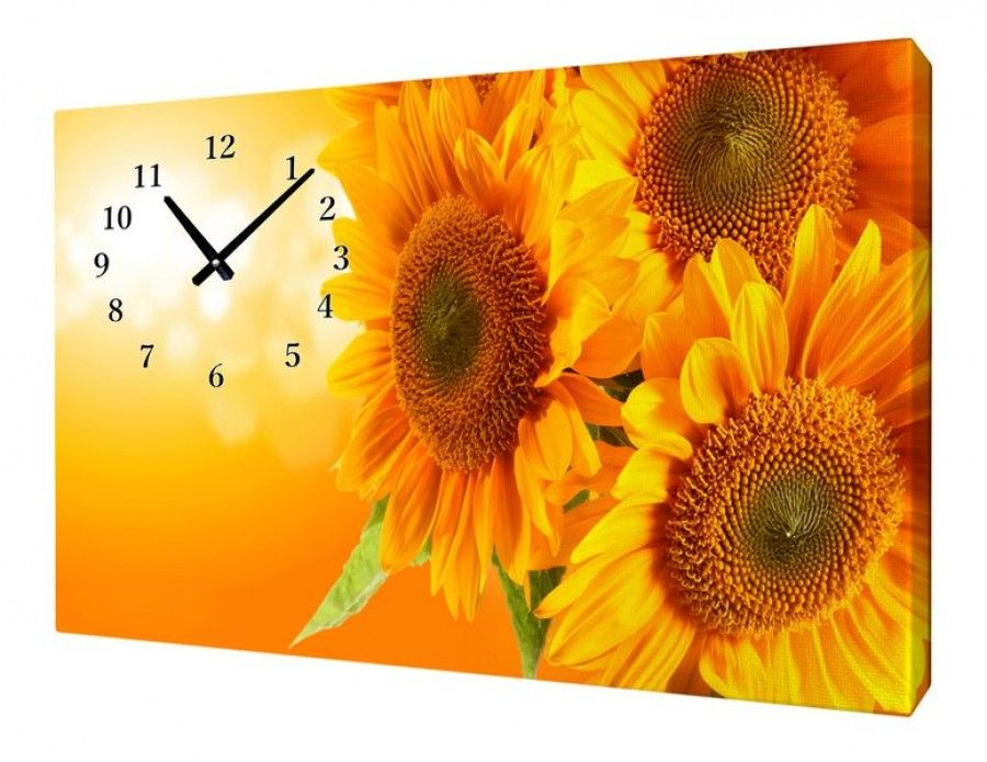 Часы на холсте MWC-79