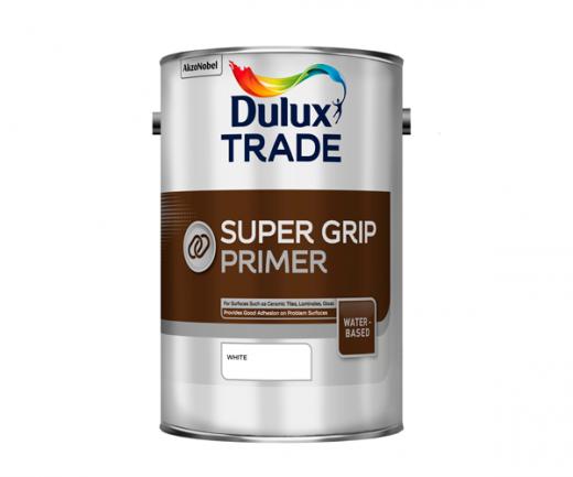 DULUX SUPER GRIP PRIMER грунтовка для сложных поверхностей, белая