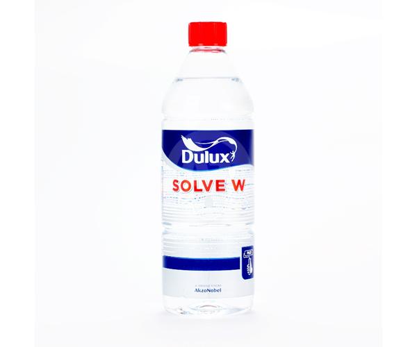 DULUX SOLVE W растворитель уайт-спирит