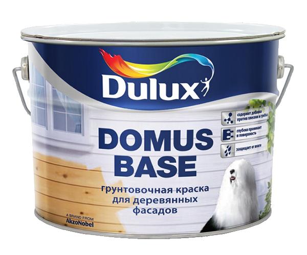 Dulux Domus Base грунтовочная краска для дерева
