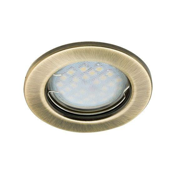 Встраиваемый светильник Ecola FB1621EFY