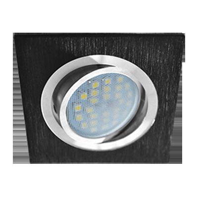 Встраиваемый светильник Ecola FK16PSECB