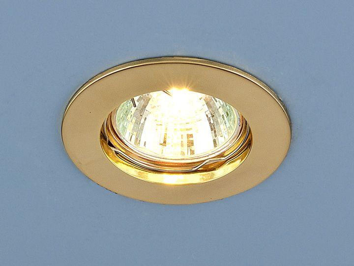 Встраиваемый светильник Elektrostandard a030072