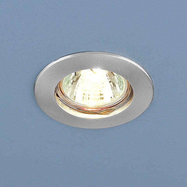 Встраиваемый светильник Elektrostandard a030073