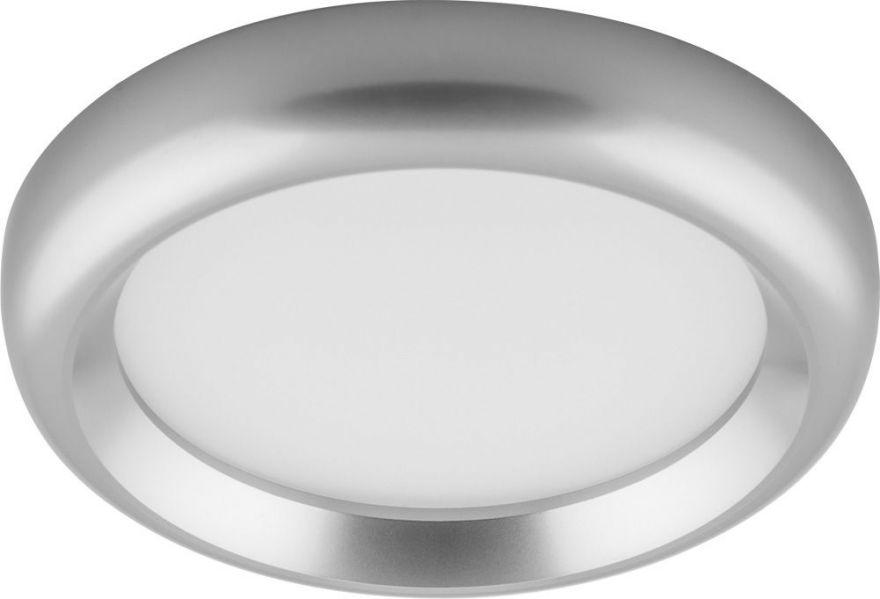Встраиваемый светильник Feron AL614 7W серебро 28917