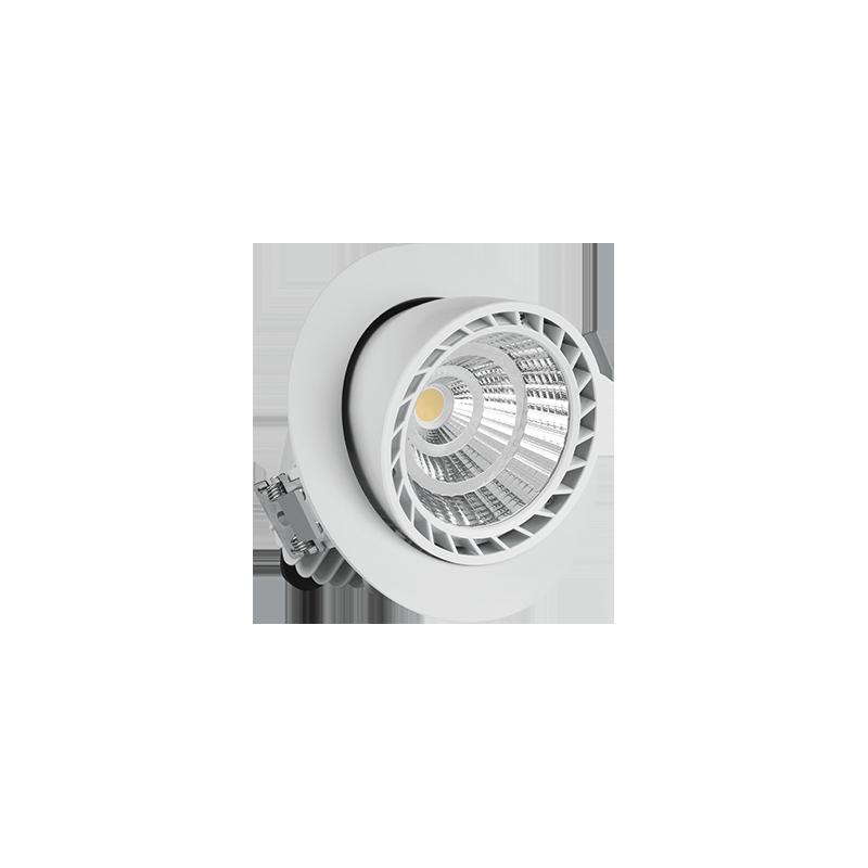 Встраиваемый светильник Вартон V1-R0-00059-10R03-2003040