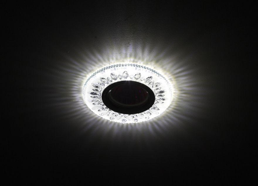Встраиваемый светильник ЭРА DK LD9 SL/WH
