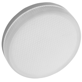 Светодиодная лампа Ecola GX53 св/д 11.5W(11W) 4200K 4K 27x75 матов. Light (кратно 10!) T5DV11ELC