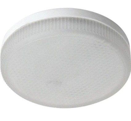 Светодиодная лампа Ecola GX53 св/д 8W 6400K 6K 27x75 матов. Light T5MD80ELC