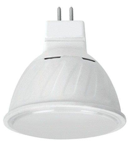 Светодиодная лампа Ecola MR16 GU5.3 220V 10W 4200K 4K 51x50 матов. M2RV10ELC