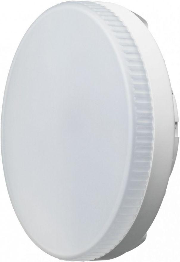 Светодиодная лампа ОНЛАЙТ GX53 св/д 8W(640lm) 6500K 6K 28x74 матовая OLL-GX53-8-230-6.5K 61132