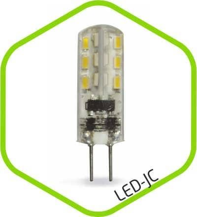 Светодиодная лампа ASD G4 12V 5W 4000К 4K 62х16 пластик standard 4662