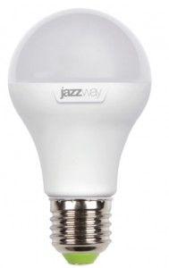 Светодиодная лампа Jazzway ЛОН A65 E27 18W 5000K 4K 126x65 матовая PLED-SP A60  .5006218