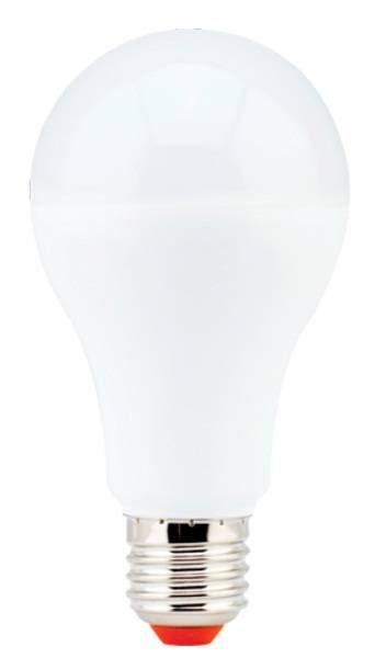 Светодиодная лампа Ecola ЛОН A60 E27 15W 4000K 4K 120x60 Premium D7SV15ELY