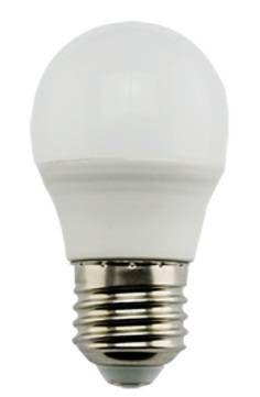 Светодиодная лампа Ecola шар G45 E27 9W 2700K 2K 82x45 Premium K7QW90ELC