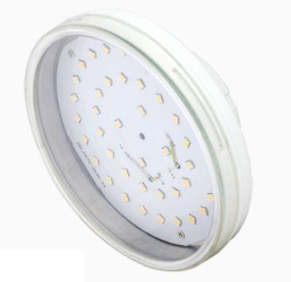 Светодиодная лампа Ecola GX70 св/д 20W 4200K 4K 111x42 прозр. T7TV20ELC
