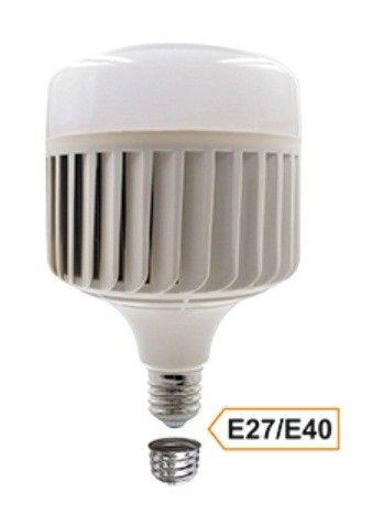 Светодиодная лампа Ecola высокомощн. E27/E40 150W 6000K 6K 260x180 Premium HPD150ELC