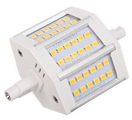 Светодиодная лампа Ecola прожекторная F78 R7s 9W 4200K 4K 78x32x51 Premium J7SV90ELC