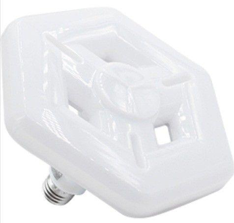 Светодиодная лампа Ecola Руль 6 граней E27 38W 6000K 6K 205x184x99 HP6D38ELC