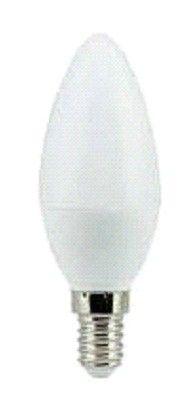 Светодиодная лампа Ecola свеча E14 7W 2700K 2K 110x37 C4LW70ELC