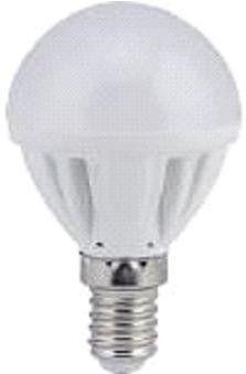 Светодиодная лампа Ecola шар G45 E14 4W 4000K 4K 77x45 Light TF4V40ELC