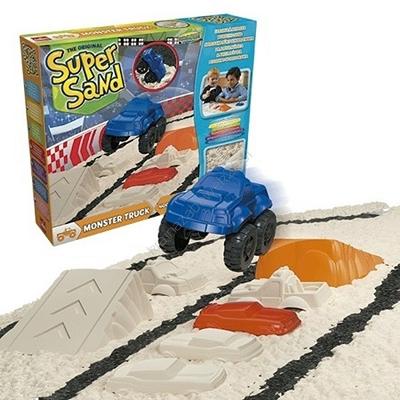 Песок Super  Монстр Грузовик Goliath GLH83793