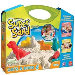 Песок Super Goliath кот и собака GLH83236