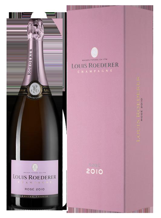 Louis Roederer Brut Rose, 1.5 л., 2010 г.