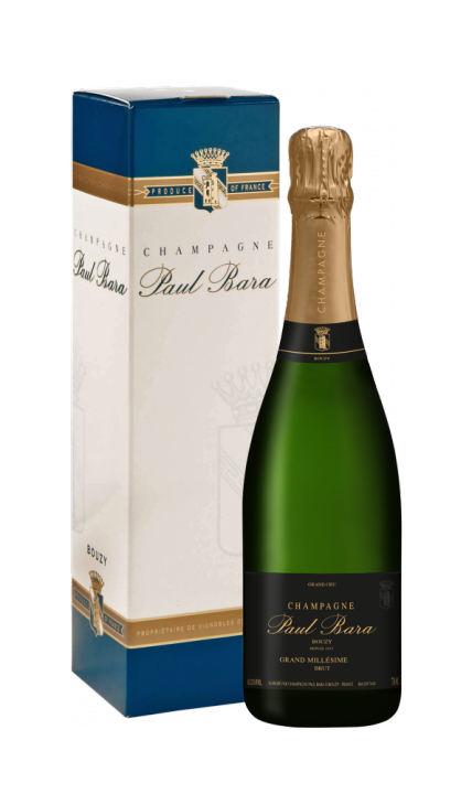 Grand Millesime Brut Grand Cru Bouzy, 0.75 л., 2010 г.