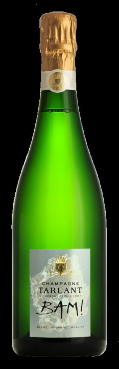 Champagne Tarlant ВАМ! Brut Nature, 0.75 л.
