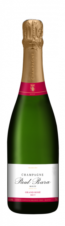 Grand Rose Brut Grand Cru Bouzy, 0.375 л.