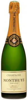MONTHUYS PERE ETFILS RESERVE CHAMPAGNE AOC BRUT