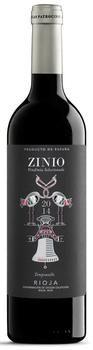 Zinio Rioja Tempranillo Vendimia Seleccionada