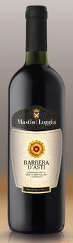 MASTIO DELLA LOGGIA BARBERA D'ASTI 0.75 красное сухое