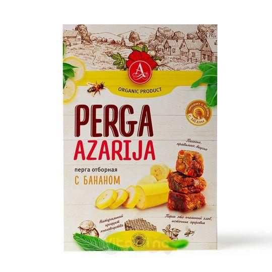 Перга AZARIJA с бананом